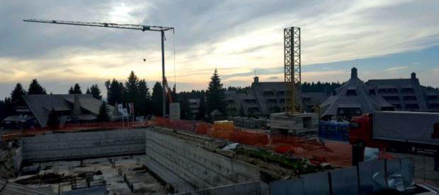 Na prodaju građevinsko zemljište u centru Kopaonika