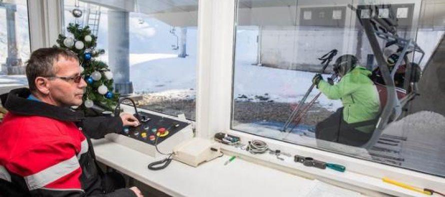 Testiranje kandidata za sezonske poslove u ski centru Kopaonik