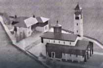 Crkva u centru Kopaonika