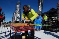 Elan ski test na Kopaoniku