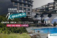 Akcija: Grand Hotel & Spa