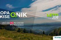 Supernova Travel: Leto na Kopaoniku, već od 7€ po osobi po noćenju