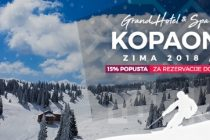 Zašto izabrati skijanje na Kopaoniku?