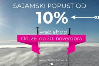 Sajamski popust na Ski Pass 10%