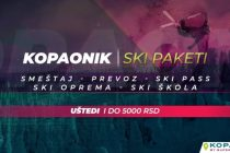 Supernova Travel: martovske akcije na Kopaoniku