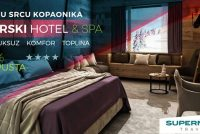 Otvoren novi hotel na Kopaoniku