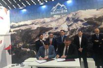 Potpisan Ugovor o saradnji sa Skijalištima Crne Gore