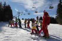 Crvena zvezda organizuje školu skijanja za mališane na Kopaoniku