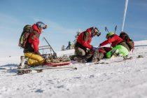 Gorska služba više od 100 puta pomogla skijašima na Kopaoniku