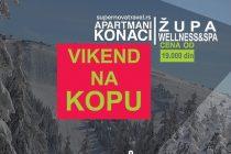 Produženi vikend u Konacima i Vili Župa
