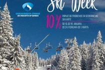 """Počeo prvi promotivni """"Ski Week"""""""
