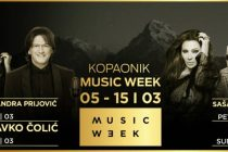 Peti Music Week Festival startuje ovog vikenda