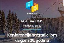 Konferencija Yu Info 2020. od 8. do 11. marta u hotelu Grand