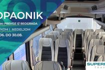 Supernova Travel: Prevoz za Kopaonik – četvrtkom i nedeljom