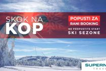 ❄ Rani buking do 15% popusta – Supernova Travel❄