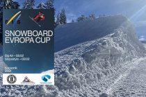 Snowboard Evropa kup na Kopaoniku, 8 i 9. februara