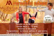 Jesenji porodični odmor: MujEn Lux Kopaonik
